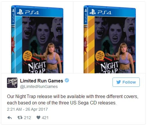 25年前最可怕游戏重制登PS4:画面如禁片
