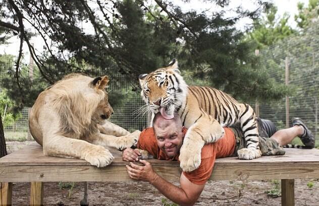 不要相信打着 保护动物 旗号养虎的人