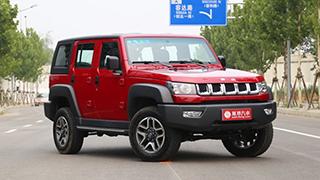 国产四驱硬汉SUV不输JEEP 售17万起
