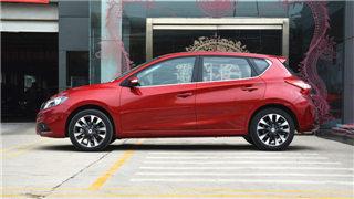 日产最受欢迎车改款 顶配仅13.49万