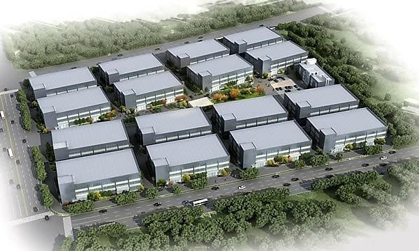 浦口经济开发区集成电路产业基地引进企业