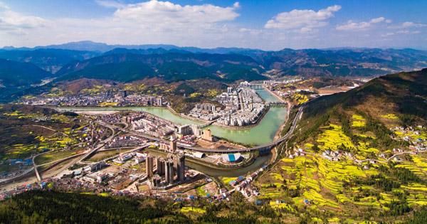 广西剑江风景区