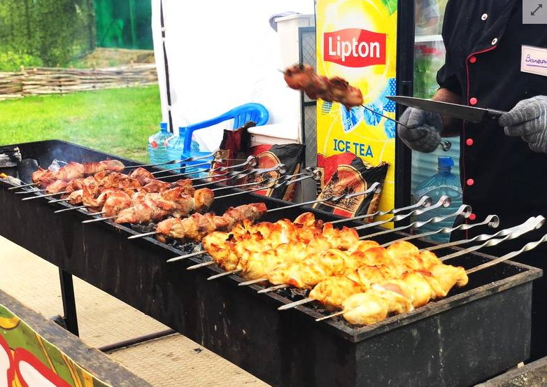 中国野战炊事比赛获第二 5个项目除了烤面包都第一