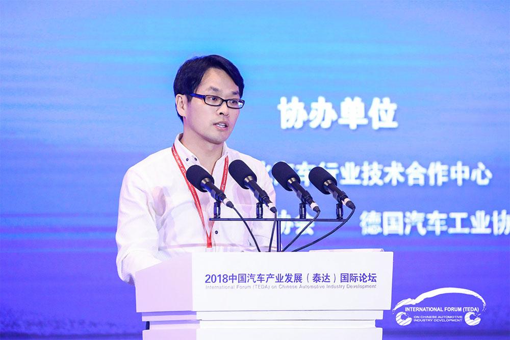 商务部肖荣臣:构建汽车全信息体系整合新车二手车