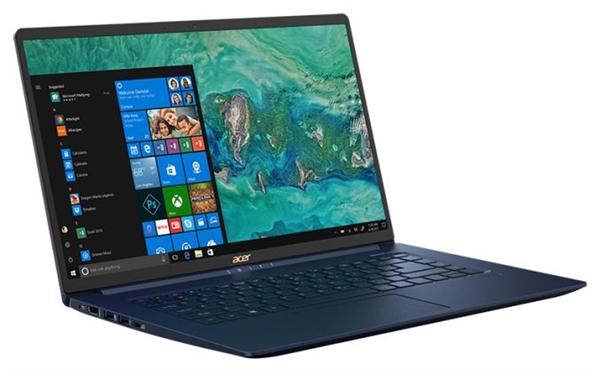 990g!宏碁发布全球最轻15寸笔记本:搭Intel Whiskey Lake处理器