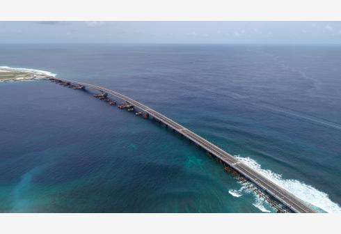 中马友谊大桥正式开通