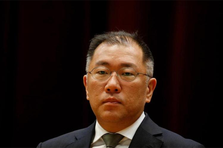 现代集团提拔郑义宣 为接班郑梦九做准备
