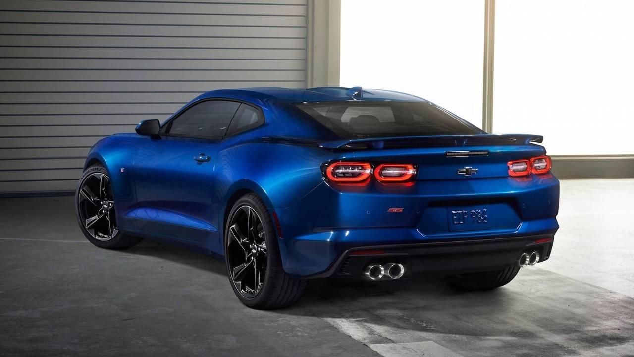 2019款雪佛兰科迈罗官图发布 新增Turbo 1LE车型_韩式1.5计划全天