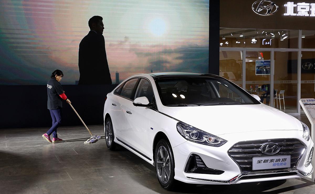 现代汽车错估市场发展趋势 表现低迷