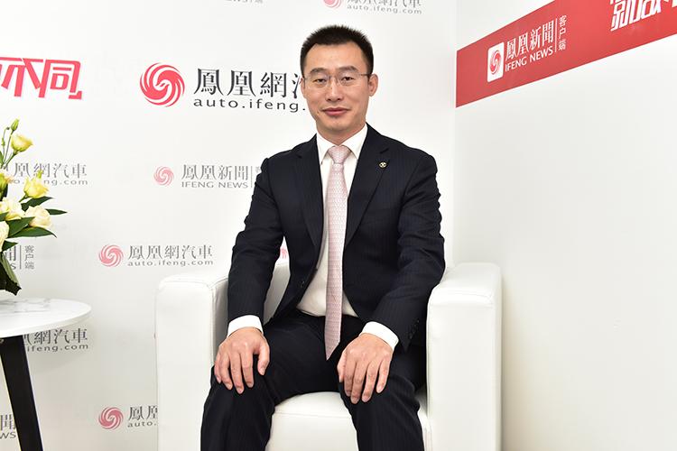 吴周涛:AI是北汽绅宝2.0时代核心标签