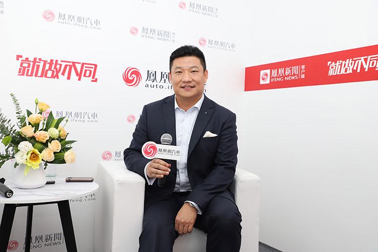 劉智:全新X5全面升級 繼續引領細分市場