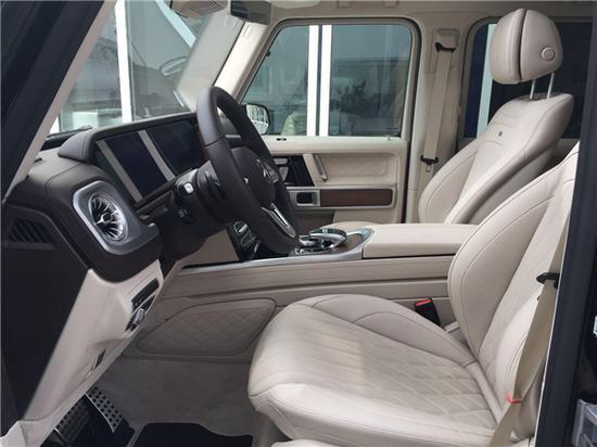 19款奔驰G500 全新改款大G国内首批预定