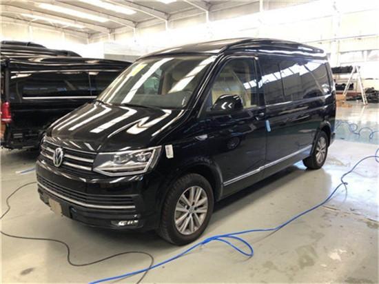 进口大众T6凯路威七座现车 豪华改装MPV