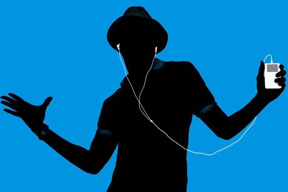 iPod 经典广告