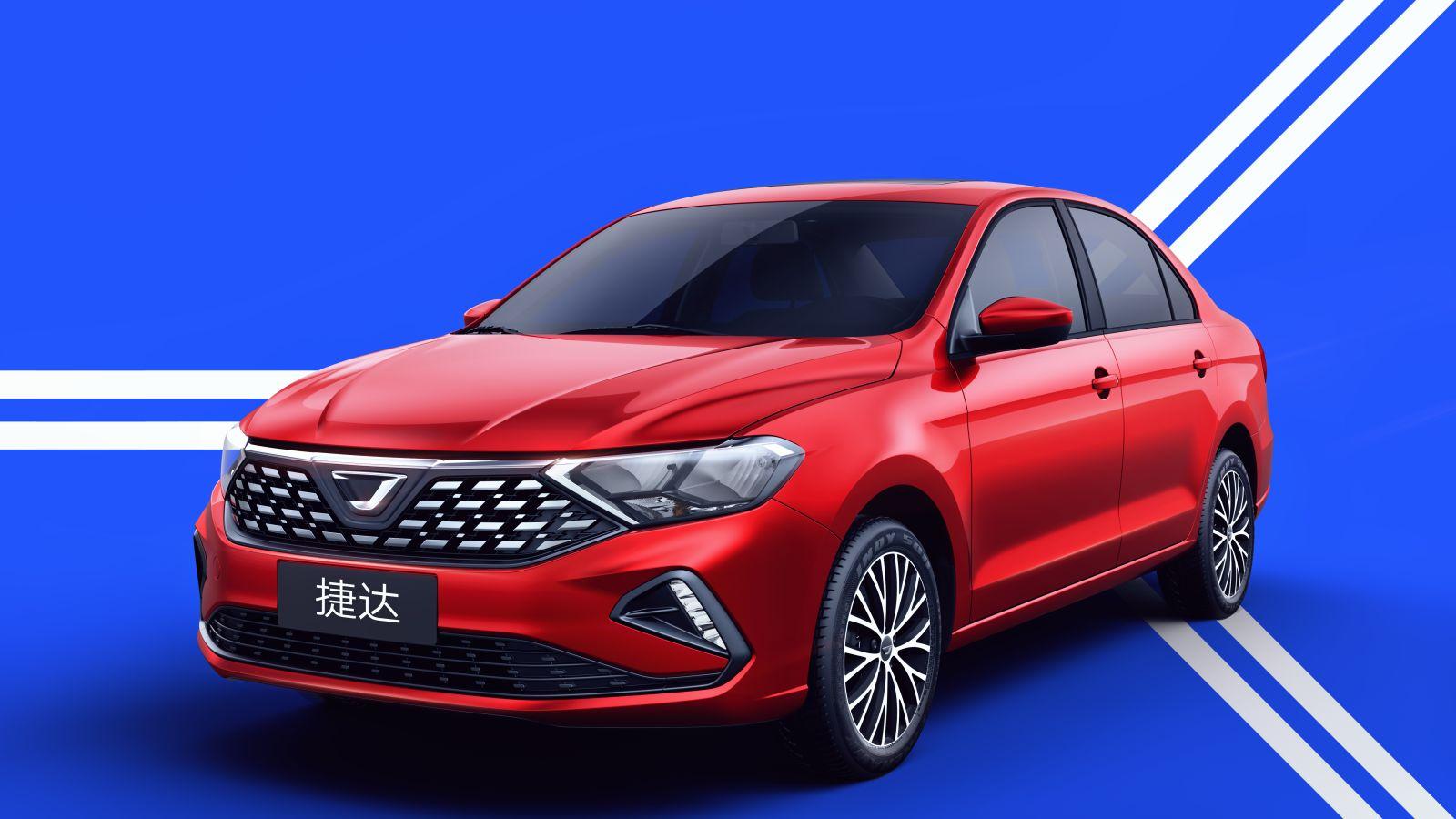 捷达品牌发布2款新车
