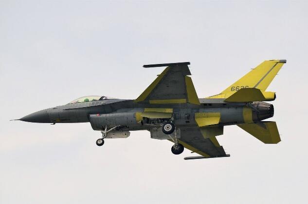 美国2019对台军售规模史上最大 F-16V单价2亿