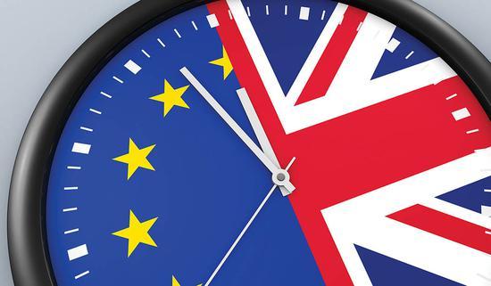 """欧盟:英国""""无协议脱欧""""可能性增大 (图)"""