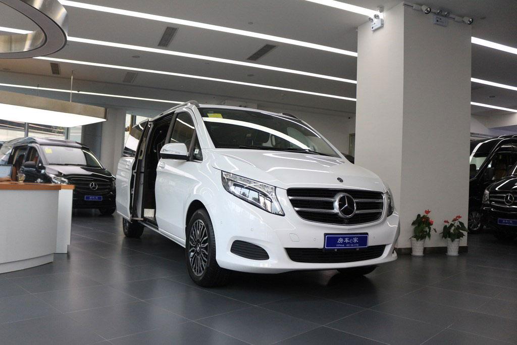 奔驰v260商务车可供给豪华高端私家订制15088779054