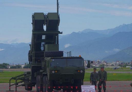 台媒:美国将在台北布署爱国者导弹防御系统