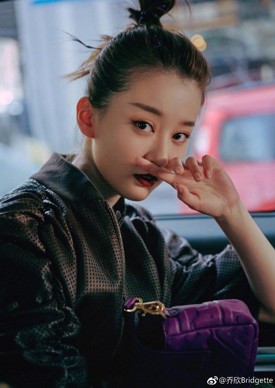 喜欢乔欣的温柔少女感这个夏天就要get她的同款妆容啊