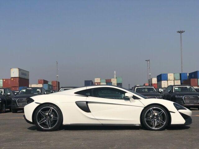 18款迈凯轮570GT超性能跑车天津港包牌价