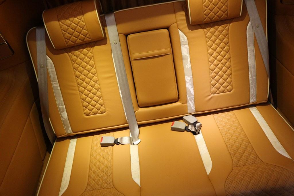 陕西西安奔驰v260改装车哪里价格最优惠  电话:15088779054