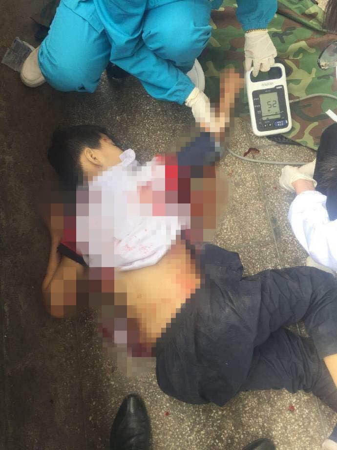 10岁男生被同学家长刺死 死者父母同事:两人性格友善