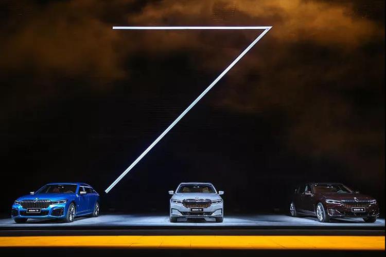 看新BMW 7系如何獨立思考