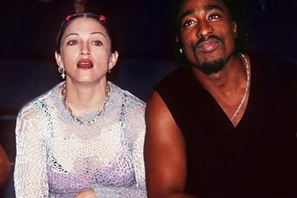 麦当娜与前男友