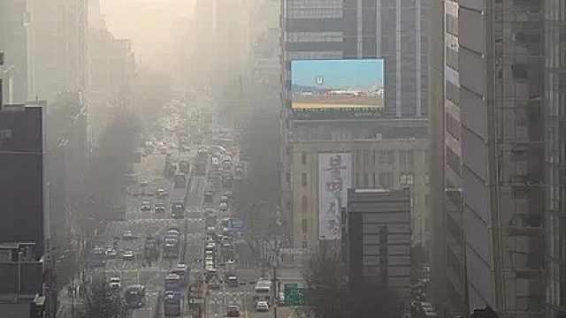 终于!韩国承认雾霾问题不该甩锅中国