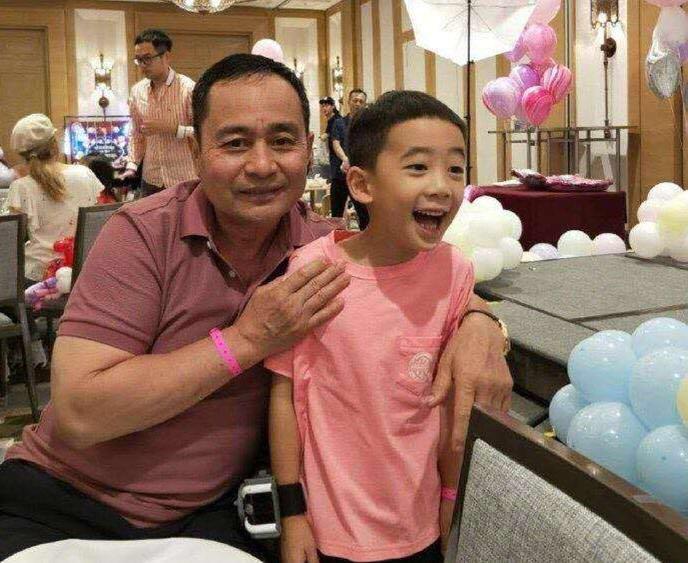 刘丹承认杨幂有参加女儿5岁生日会 小糯米很开心
