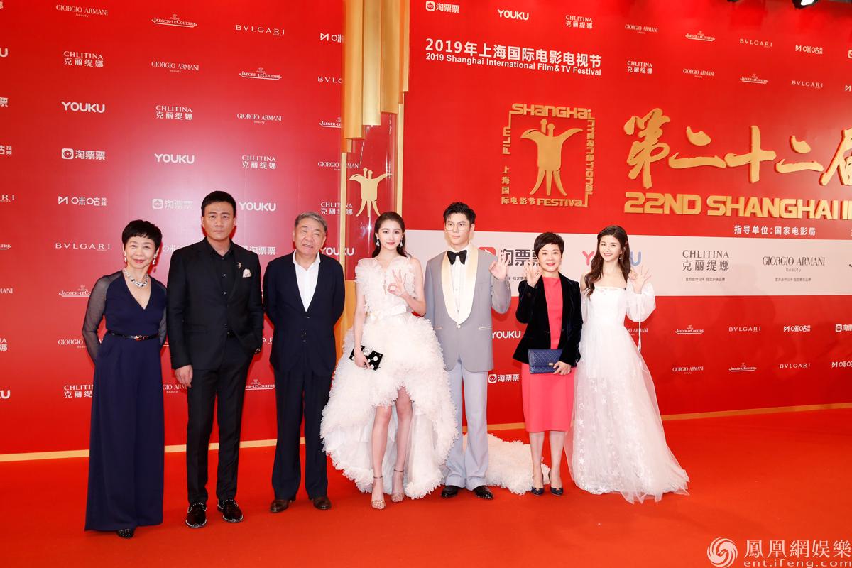 郑晓龙新片《三色镯》亮相上影节