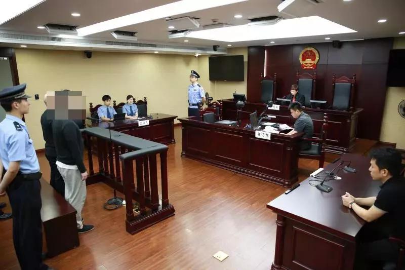 上海普陀区法院集中宣判两起套路贷案件 一名首