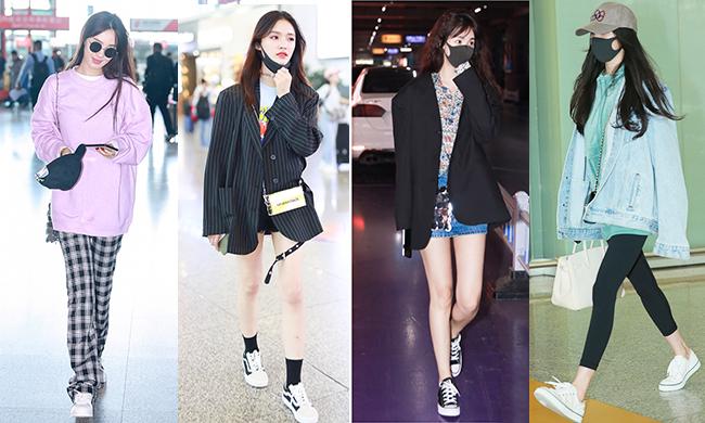 整个娱乐圈都在穿的韩国潮牌_到底什么来历?