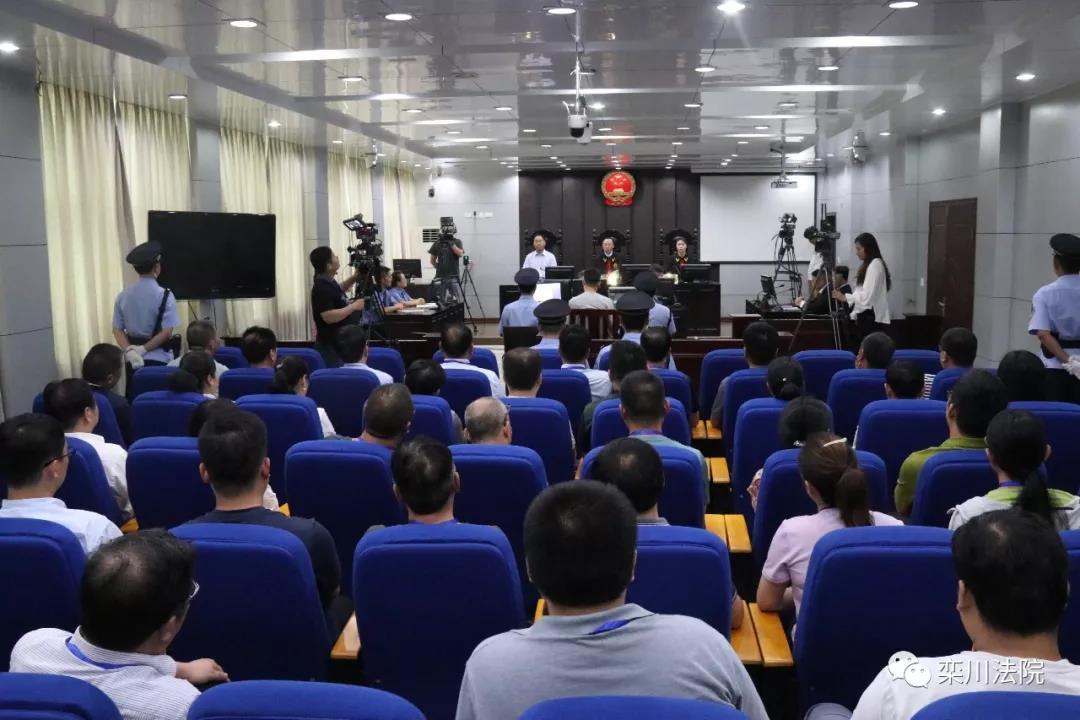 7月10日,河南省栾川县人民法院对被告人常仁尧寻衅滋事一案进行公开宣判。以寻衅滋事罪判处被告人常仁尧有期徒刑一年六个月。来源:栾川法院