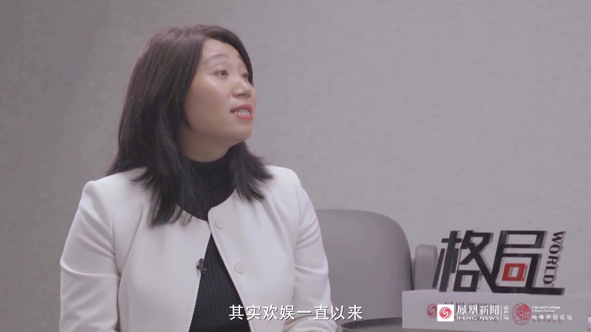 杨乐:不蹭流量,欢娱的每部剧都要培养新人