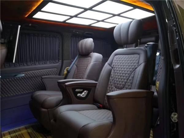 2018款奔驰麦特斯 豪华高端舒适商务车