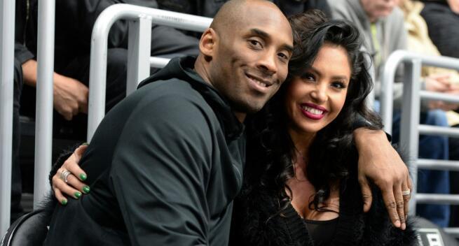 篮球风云  登录 前湖人队球星科比-布莱恩特现的妻子瓦妮莎更新了自己