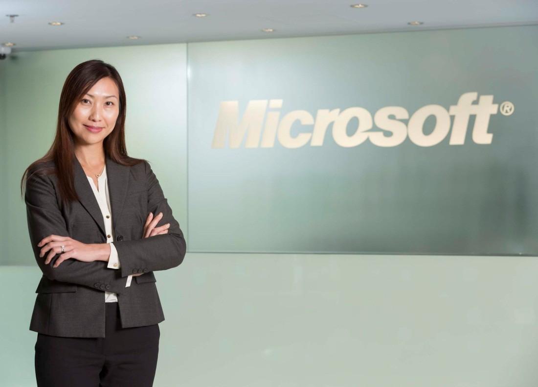 微软三位女高管的真实生活 有你想象不到的精彩的照片 - 5