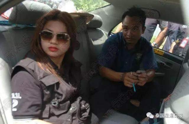 泰国司机强奸打劫中国女游客 指认现场时笑得开心 网络热点 第4张