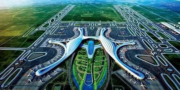 青岛名凤_凤观青岛  青岛新机场建设标准为4f级!