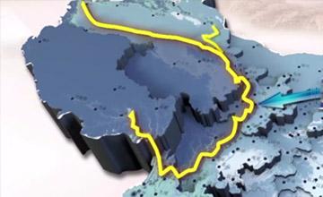 中国又一逆天而行的工程!总投资4万亿 超越南水北调