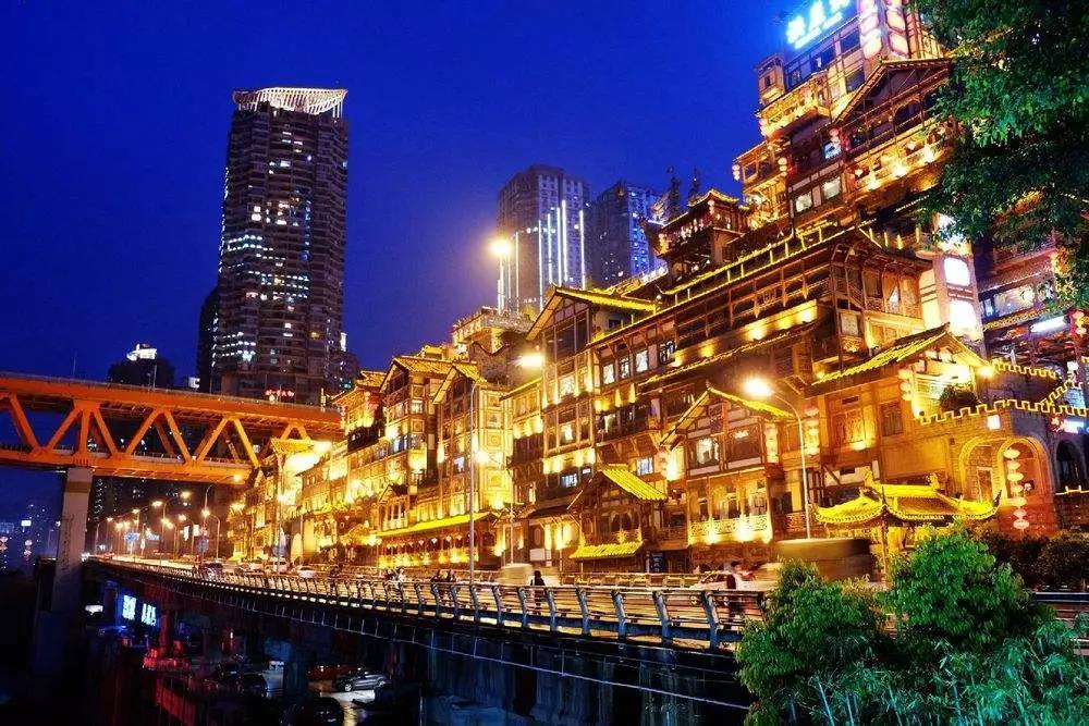 国内资讯_重庆洪崖洞入围全球旅游热门目的地榜单_重庆频道_凤凰网