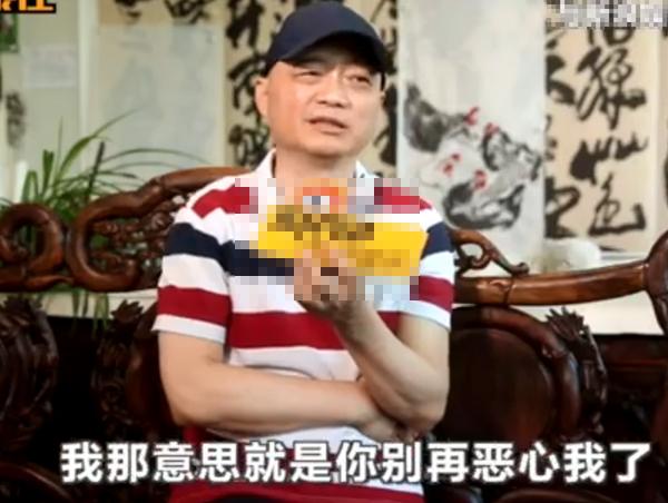 崔永元揭與馮小剛劉震云恩怨:沒《手機2》就過去了