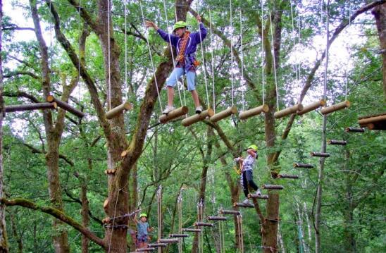 利好!翠云山森林風景區夏令營7月開營在即