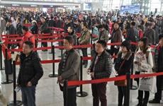 西安咸阳国际机场春节假期再创单日旅客吞吐量新高