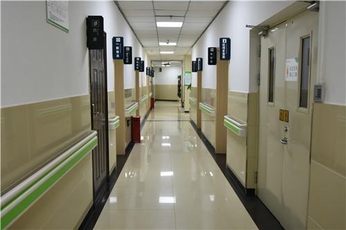网红体检中心在保定清苑区人民医院升级完成