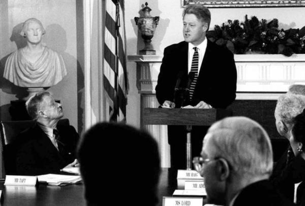 布热津斯基去世了,他是美国外交政策里强硬且不可取代的力量