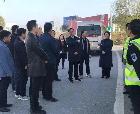 """刘勇调?#23567;?#30465;级食品安全示范县""""创建工作"""