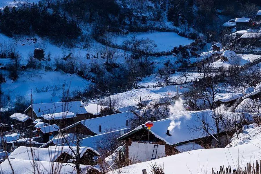 今年冬天去長白山不要錢?都去東北痛快玩雪吧